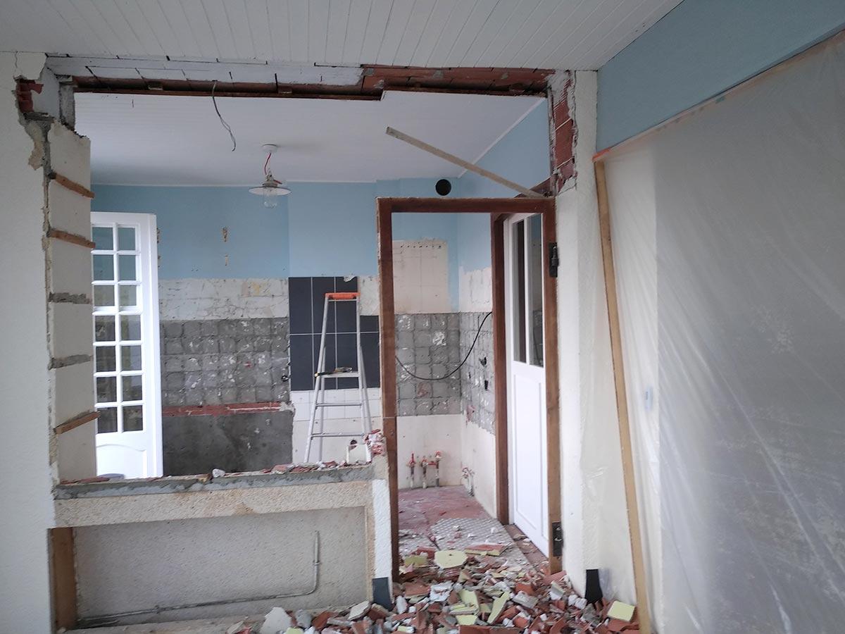 Dubroca Bâtiment - Cuisine - Salle de bain