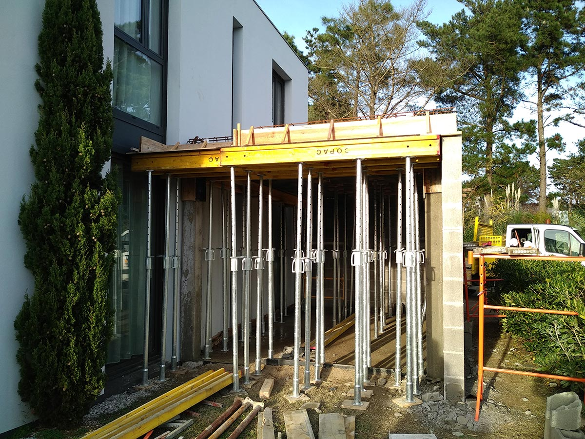 Dubroca Bâtiment - Chiberta