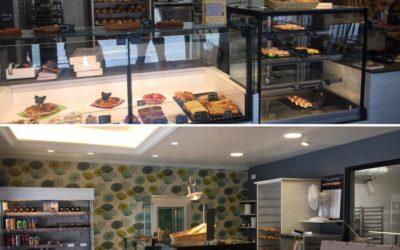 Une boulangerie (boutique et laboratoires) intégralement rénovée par nos équipes
