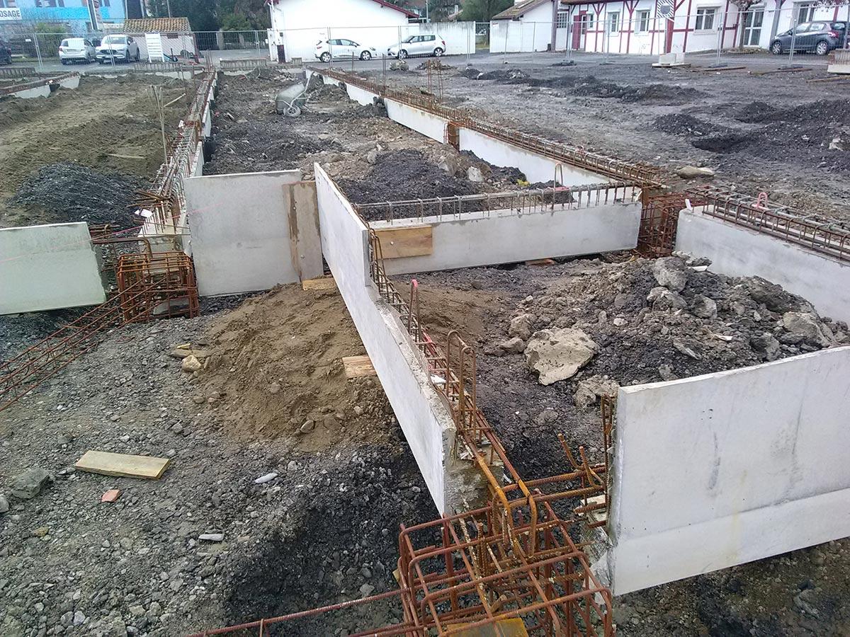 Anglet - NAQ - Extension des ateliers du Port de Bayonne
