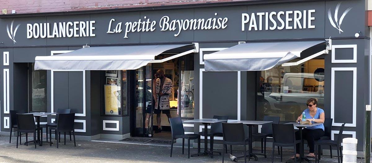 Bayonne - Laboratoire et magasin