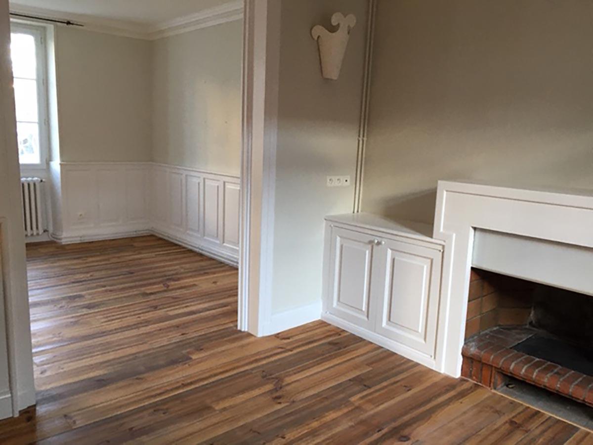 Biarritz - Rénovation appartement