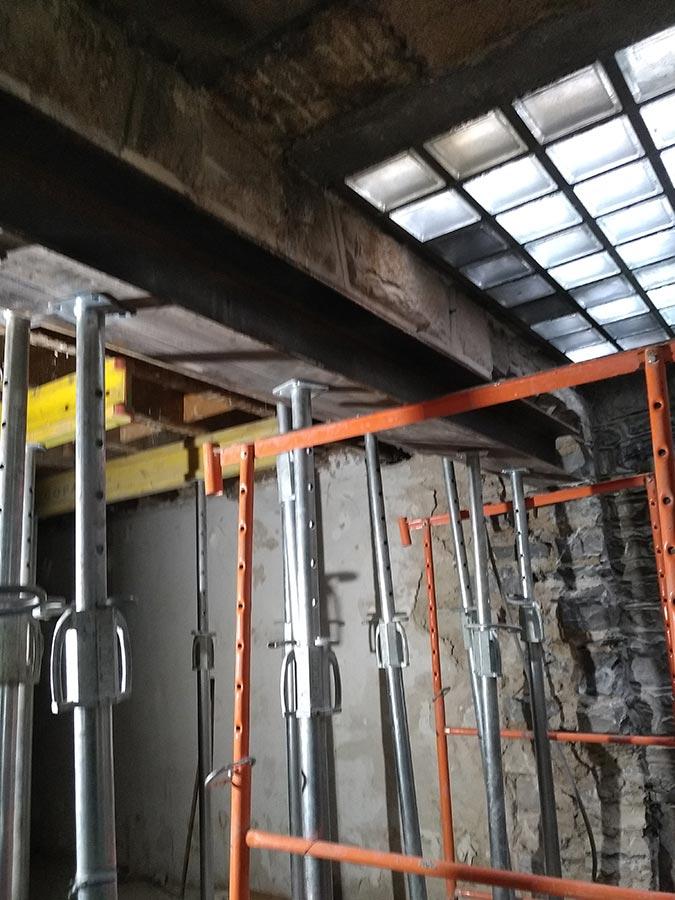 Biarritz - Rénovation appartement - TCE